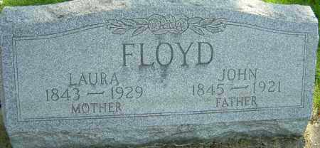 DOLLEMAN FLOYD, LAURA - Montgomery County, Ohio | LAURA DOLLEMAN FLOYD - Ohio Gravestone Photos