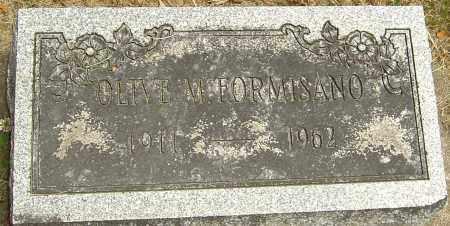 FORMISANO, OLIVE MARJORIE - Montgomery County, Ohio | OLIVE MARJORIE FORMISANO - Ohio Gravestone Photos