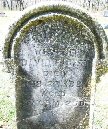 FOUST, SUSAN - Montgomery County, Ohio | SUSAN FOUST - Ohio Gravestone Photos