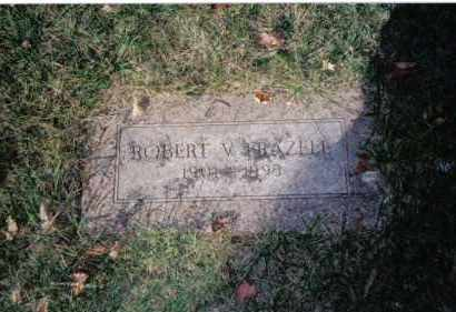 FRAZELL, ROBERT VERNE - Montgomery County, Ohio | ROBERT VERNE FRAZELL - Ohio Gravestone Photos