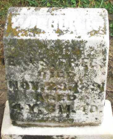 FREES, WILBUR - Montgomery County, Ohio | WILBUR FREES - Ohio Gravestone Photos