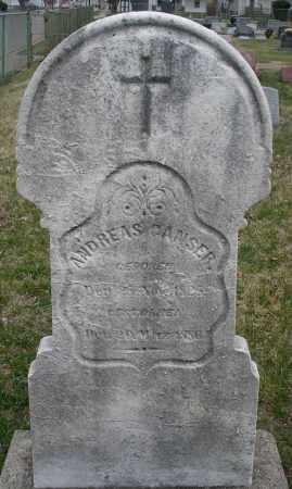 GANSER, ANDREA S. - Montgomery County, Ohio | ANDREA S. GANSER - Ohio Gravestone Photos
