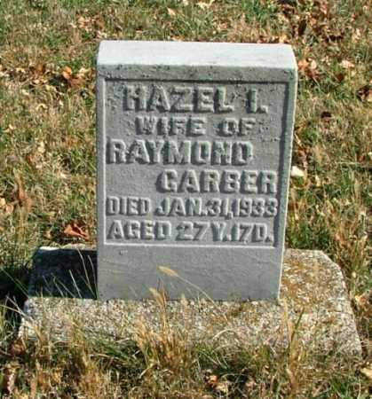 WAMPLER GARBER, HAZEL - Montgomery County, Ohio | HAZEL WAMPLER GARBER - Ohio Gravestone Photos