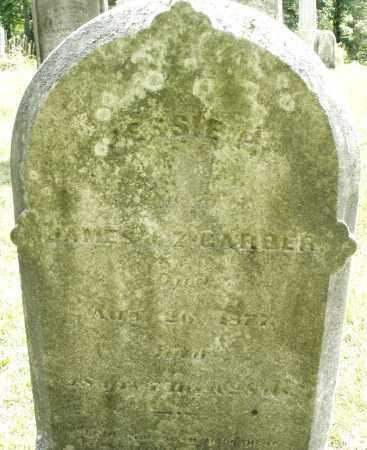 GARBER, JESSE P. - Montgomery County, Ohio | JESSE P. GARBER - Ohio Gravestone Photos