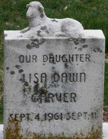 GARVER, LISA DAWN - Montgomery County, Ohio | LISA DAWN GARVER - Ohio Gravestone Photos