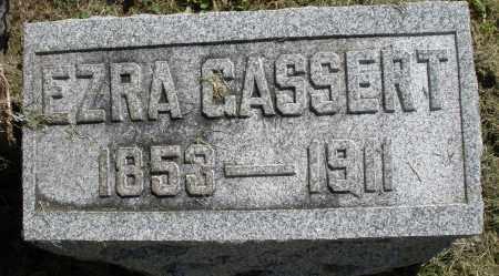 GASSERT, EZRA - Montgomery County, Ohio | EZRA GASSERT - Ohio Gravestone Photos
