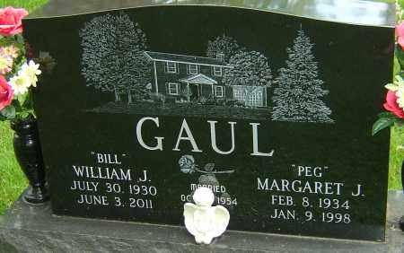 GAUL, WILLIAM J - Montgomery County, Ohio | WILLIAM J GAUL - Ohio Gravestone Photos