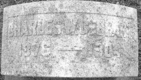 GEBHART, CHARLES W. - Montgomery County, Ohio | CHARLES W. GEBHART - Ohio Gravestone Photos