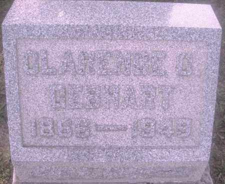 GEBHART, CLARENCE G. - Montgomery County, Ohio | CLARENCE G. GEBHART - Ohio Gravestone Photos