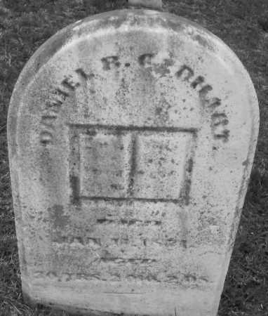 GEBHART, DANIEL B. - Montgomery County, Ohio | DANIEL B. GEBHART - Ohio Gravestone Photos