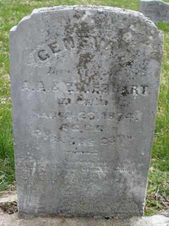 GEBHART, GENEVA - Montgomery County, Ohio | GENEVA GEBHART - Ohio Gravestone Photos