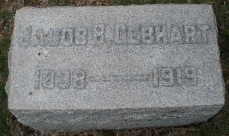 GEBHART, JACOB B. - Montgomery County, Ohio | JACOB B. GEBHART - Ohio Gravestone Photos