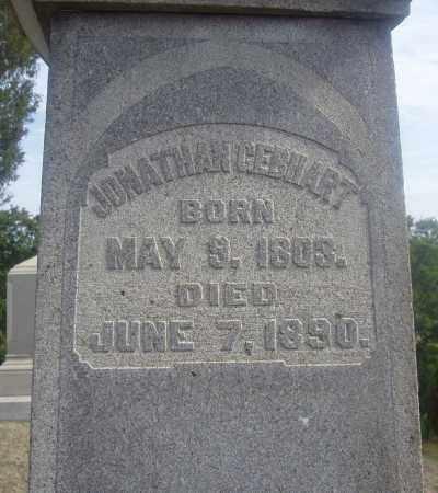 GEBHART, JONATHAN - Montgomery County, Ohio | JONATHAN GEBHART - Ohio Gravestone Photos