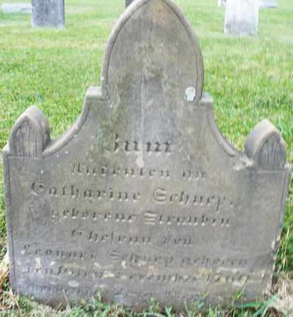 GEHNEP ?, CATHARINE - Montgomery County, Ohio | CATHARINE GEHNEP ? - Ohio Gravestone Photos