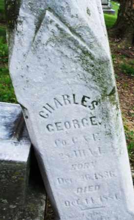 GEORGE, CHARLES - Montgomery County, Ohio | CHARLES GEORGE - Ohio Gravestone Photos