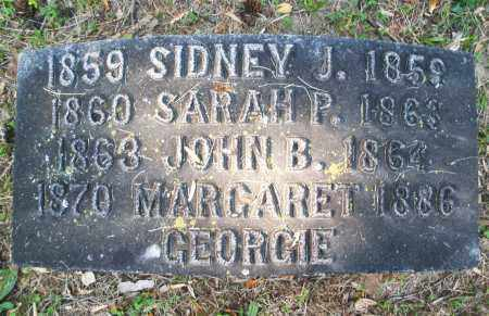 GEORGE, JOHN B. - Montgomery County, Ohio | JOHN B. GEORGE - Ohio Gravestone Photos