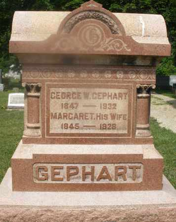 GEPHART, MARGARET - Montgomery County, Ohio | MARGARET GEPHART - Ohio Gravestone Photos