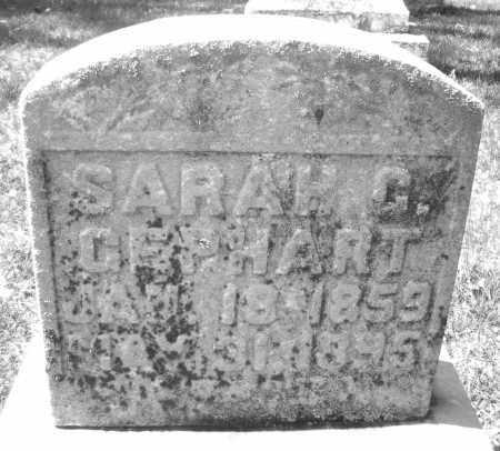 GEPHART, SARAH - Montgomery County, Ohio | SARAH GEPHART - Ohio Gravestone Photos