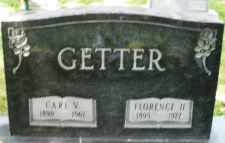 GETTER, CARL V. - Montgomery County, Ohio | CARL V. GETTER - Ohio Gravestone Photos