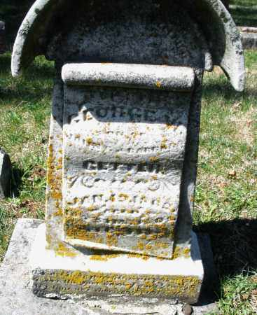 GETTER, GEORGE W. - Montgomery County, Ohio | GEORGE W. GETTER - Ohio Gravestone Photos