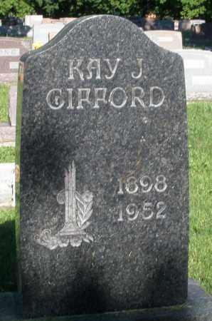 GIFFORD, KAY J. - Montgomery County, Ohio | KAY J. GIFFORD - Ohio Gravestone Photos