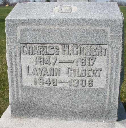GILBERT, CHARLES H. - Montgomery County, Ohio | CHARLES H. GILBERT - Ohio Gravestone Photos