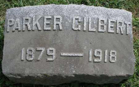 GILBERT, PARKER - Montgomery County, Ohio | PARKER GILBERT - Ohio Gravestone Photos