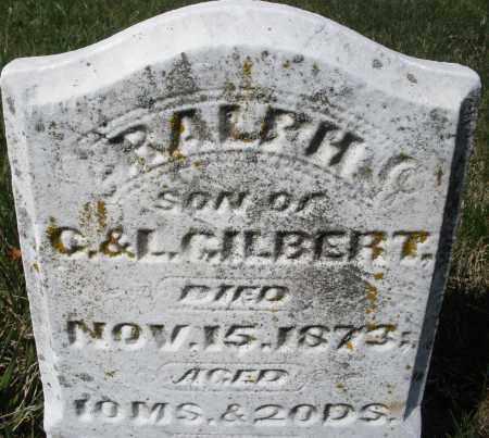 GILBERT, RALPH - Montgomery County, Ohio | RALPH GILBERT - Ohio Gravestone Photos