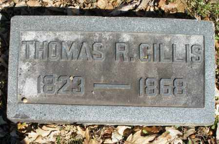 GILLIS, THOMAS R. - Montgomery County, Ohio | THOMAS R. GILLIS - Ohio Gravestone Photos