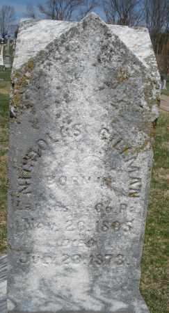 GILLMAN, NICHOLAS - Montgomery County, Ohio | NICHOLAS GILLMAN - Ohio Gravestone Photos