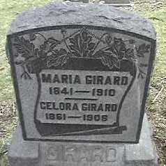 GIRARD, MARIA - Montgomery County, Ohio | MARIA GIRARD - Ohio Gravestone Photos