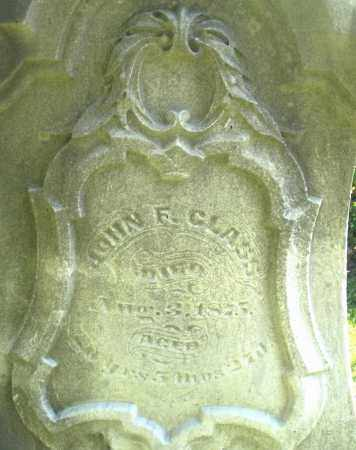 GLASS, JOHN F. - Montgomery County, Ohio | JOHN F. GLASS - Ohio Gravestone Photos