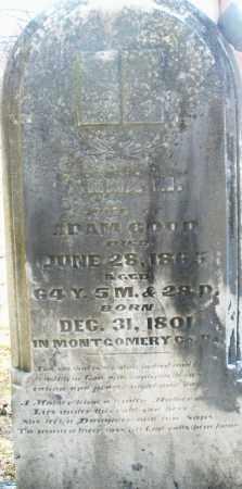 GOOD, ANNA M. - Montgomery County, Ohio | ANNA M. GOOD - Ohio Gravestone Photos