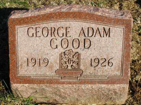 GOOD, GEORGE ADAM - Montgomery County, Ohio | GEORGE ADAM GOOD - Ohio Gravestone Photos