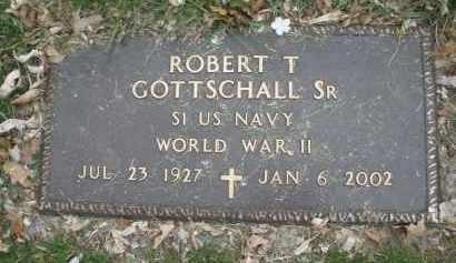 GOTTSCHALL, ROBERT T. SR - Montgomery County, Ohio | ROBERT T. SR GOTTSCHALL - Ohio Gravestone Photos