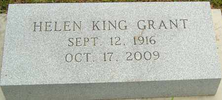 KING GRANT, HELEN - Montgomery County, Ohio | HELEN KING GRANT - Ohio Gravestone Photos