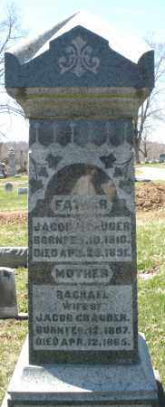 GRAUDER, RACHAEL - Montgomery County, Ohio | RACHAEL GRAUDER - Ohio Gravestone Photos