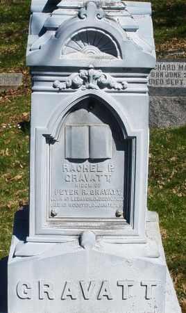GRAVATT, RACHEL - Montgomery County, Ohio | RACHEL GRAVATT - Ohio Gravestone Photos