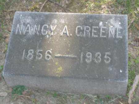 GREENE, NANCY A. - Montgomery County, Ohio | NANCY A. GREENE - Ohio Gravestone Photos