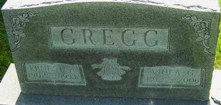 GREGG, VIOLA - Montgomery County, Ohio | VIOLA GREGG - Ohio Gravestone Photos