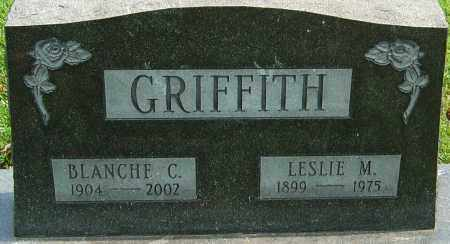 GRIFFITH, BLANCHE C - Montgomery County, Ohio | BLANCHE C GRIFFITH - Ohio Gravestone Photos