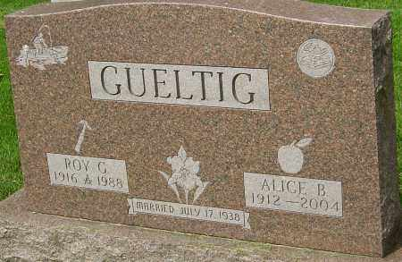 BEESON GUELTIG, ALICE - Montgomery County, Ohio | ALICE BEESON GUELTIG - Ohio Gravestone Photos