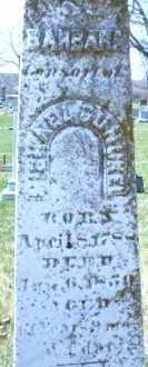 GUNCKEL, BARBARA - Montgomery County, Ohio | BARBARA GUNCKEL - Ohio Gravestone Photos