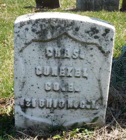GUNCKEL, CHARLES - Montgomery County, Ohio | CHARLES GUNCKEL - Ohio Gravestone Photos