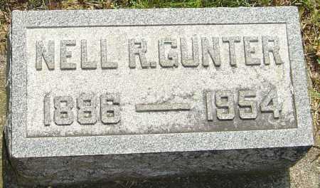 GUNTER, NELL R - Montgomery County, Ohio | NELL R GUNTER - Ohio Gravestone Photos