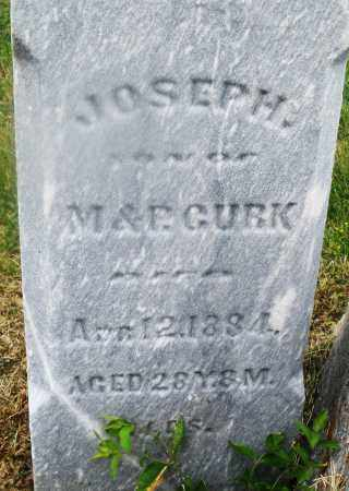GURK, JOSEPH - Montgomery County, Ohio | JOSEPH GURK - Ohio Gravestone Photos