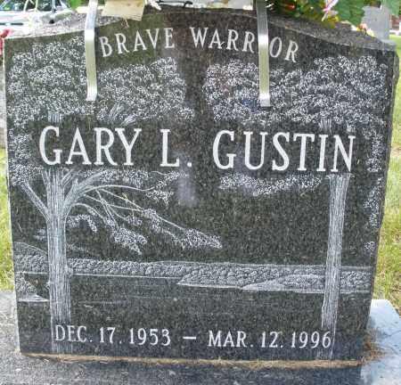 GUSTIN, GARY L. - Montgomery County, Ohio | GARY L. GUSTIN - Ohio Gravestone Photos
