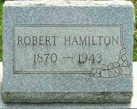 HAMILTON, ROBERT - Montgomery County, Ohio | ROBERT HAMILTON - Ohio Gravestone Photos