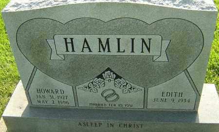 HAMLIN, HOWARD - Montgomery County, Ohio | HOWARD HAMLIN - Ohio Gravestone Photos