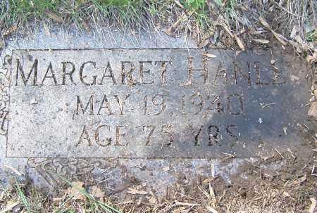 HANLEY, MARGARET - Montgomery County, Ohio | MARGARET HANLEY - Ohio Gravestone Photos